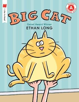 Bookjacket for  Big Cat