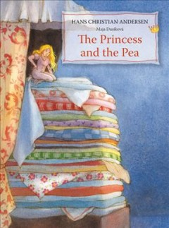Bookjacket for The princess and the pea