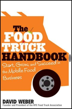 Bookjacket for  The food truck handbook