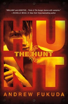 Bookjacket for The Hunt