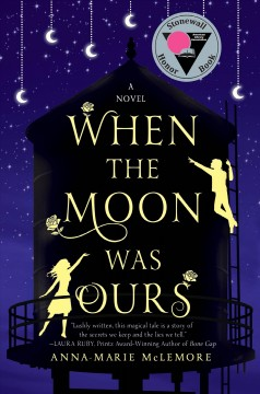 Bookjacket for  When the Moon Was Ours