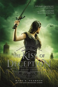 Bookjacket for The Kiss of Deception