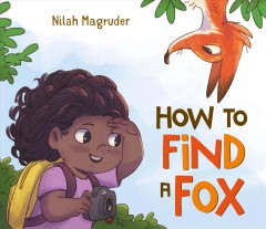 Bookjacket for  How to find a fox
