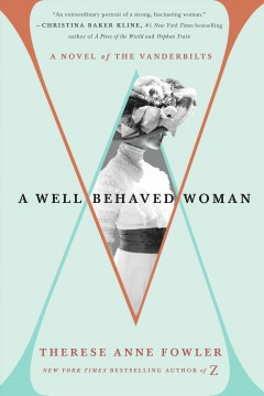 bookjacket for A Well-behaved Woman