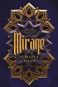 Bookjacket for  Mirage