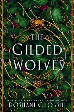 Bookjacket for The Gilded Wolves