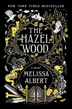 Bookjacket for The Hazel Wood