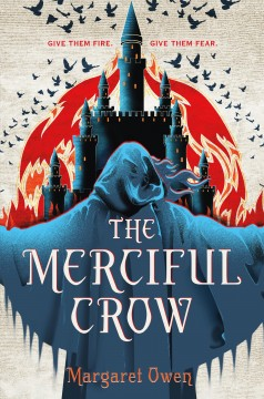 Bookjacket for The Merciful Crow