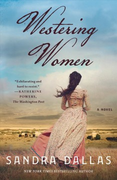 Bookjacket for  Westering women