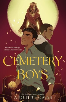 Bookjacket for  Cemetery Boys