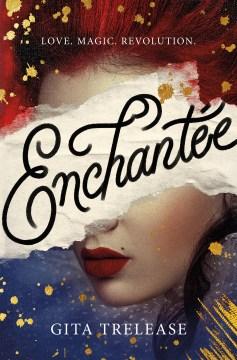 Bookjacket for  Enchantée