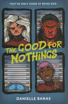 Bookjacket for The Good for Nothings