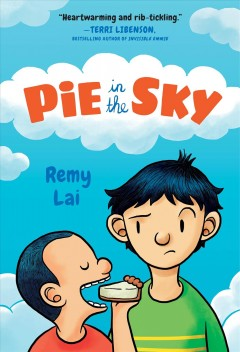 Bookjacket for  Pie in the Sky