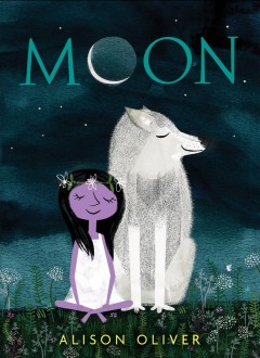 Bookjacket for  Moon