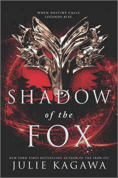Bookjacket for  Shadow of the Fox