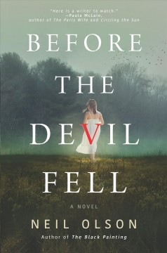 Bookjacket for  Before The Devil Fell