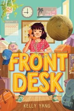Bookjacket for  Front Desk