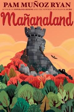 Bookjacket for  Mañanaland