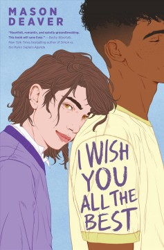 Bookjacket for  I Wish You All the Best