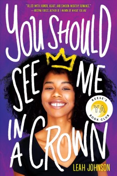 Bookjacket for  You Should See Me in a Crown