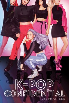 Bookjacket for  K-Pop Confidential