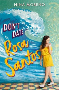 Bookjacket for  Don't Date Rosa Santos