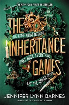 Bookjacket for The Inheritance Games