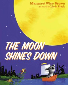 Bookjacket for The Moon Shines Down