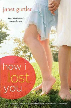 Bookjacket for  How I Lost You