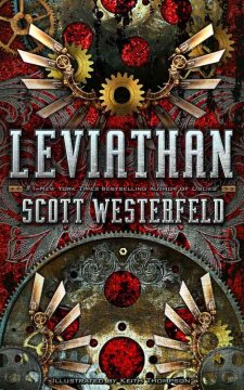 Bookjacket for  Leviathan
