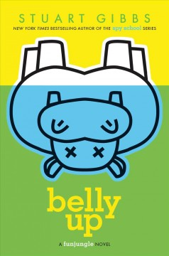 Bookjacket for  Belly Up