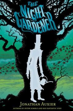 Bookjacket for The Night Gardener