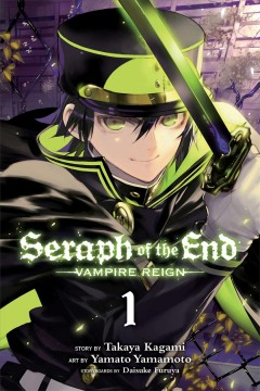 Bookjacket for  Seraph of the end : vampire reign