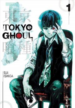 Bookjacket for  Tokyo Ghoul