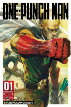 Bookjacket for  One Punch Man