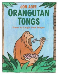 Bookjacket for  Orangutan tongs