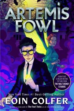 Bookjacket for  Artemis Fowl