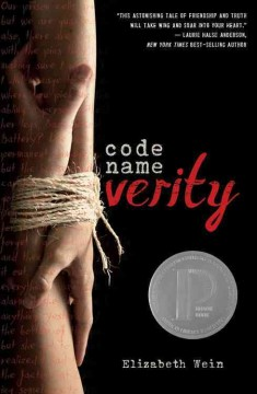 Bookjacket for  Code Name Verity