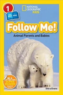 Bookjacket for  Follow me!