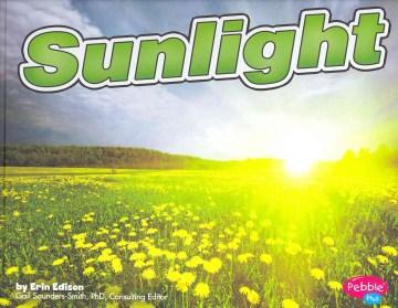 Bookjacket for  Sunlight