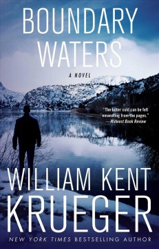 Bookjacket for  Boundary Waters