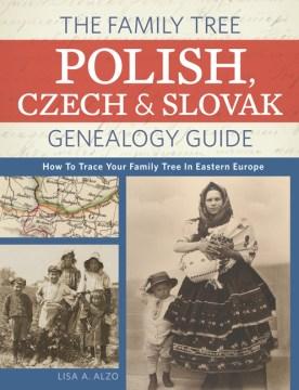 Bookjacket for The Family Tree Polish, Czech & Slovak genealogy guide