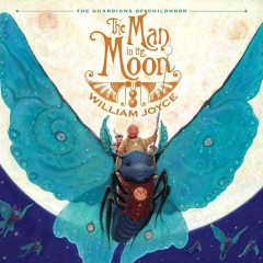 Bookjacket for The Man in the Moon