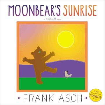 Bookjacket for  Moonbear's Sunrise