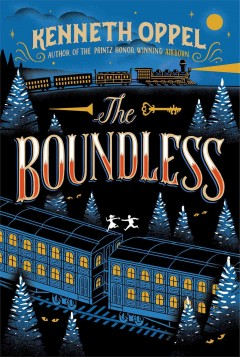 Bookjacket for The Boundless