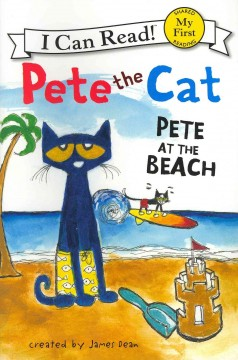 Bookjacket for  Pete at the beach