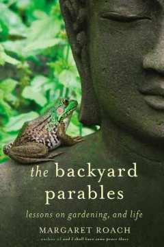 Bookjacket for The backyard parables