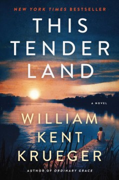 Bookjacket for  This tender land