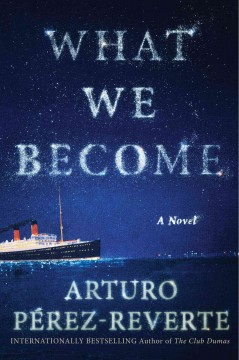 Bookjacket for  What we become