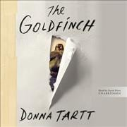 bookjacket for The goldfinch